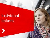 Standard ticket Switzerland