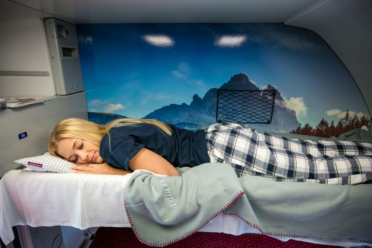 Your choice of sleeping arrangements | SBB