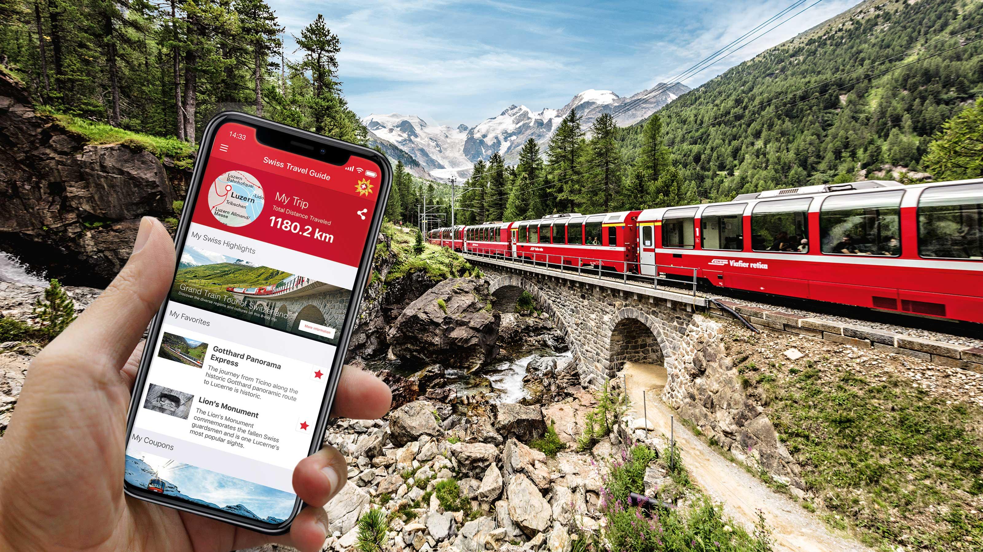 Swiss Travel Service Holidays