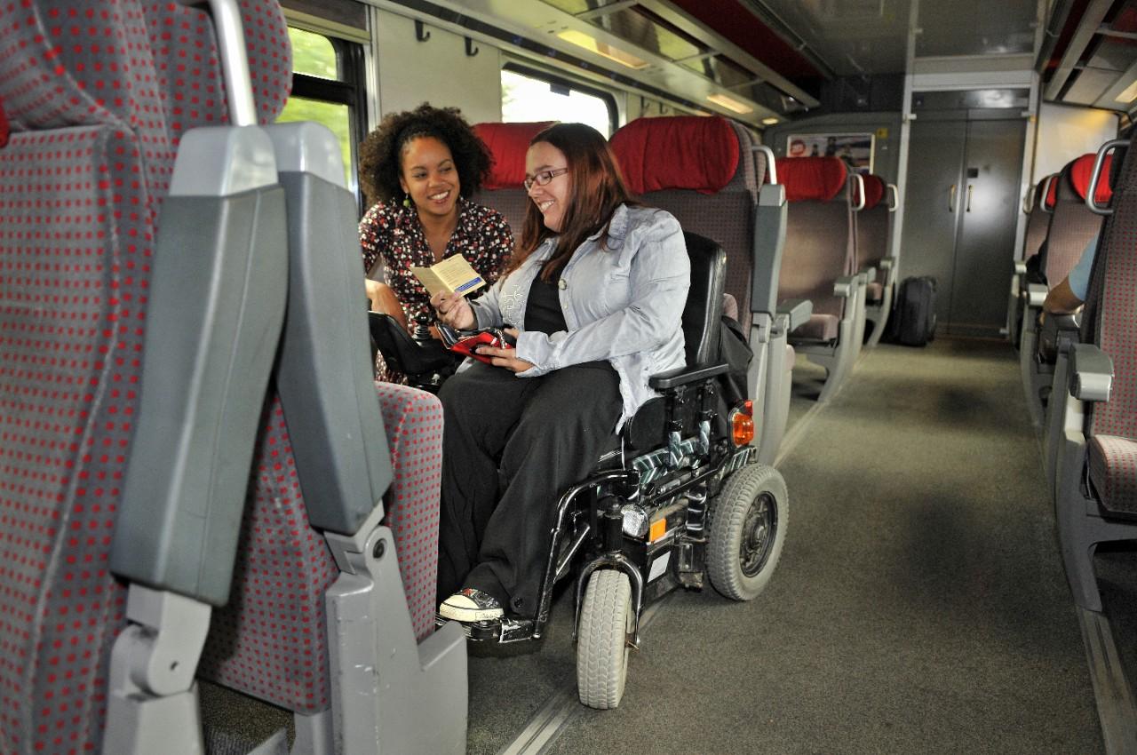 Lag per disabili ffs