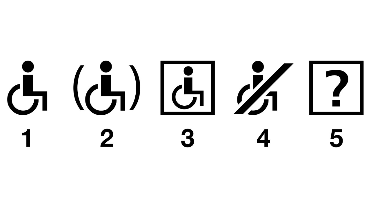 1. A  person sitting in a wheelchair.