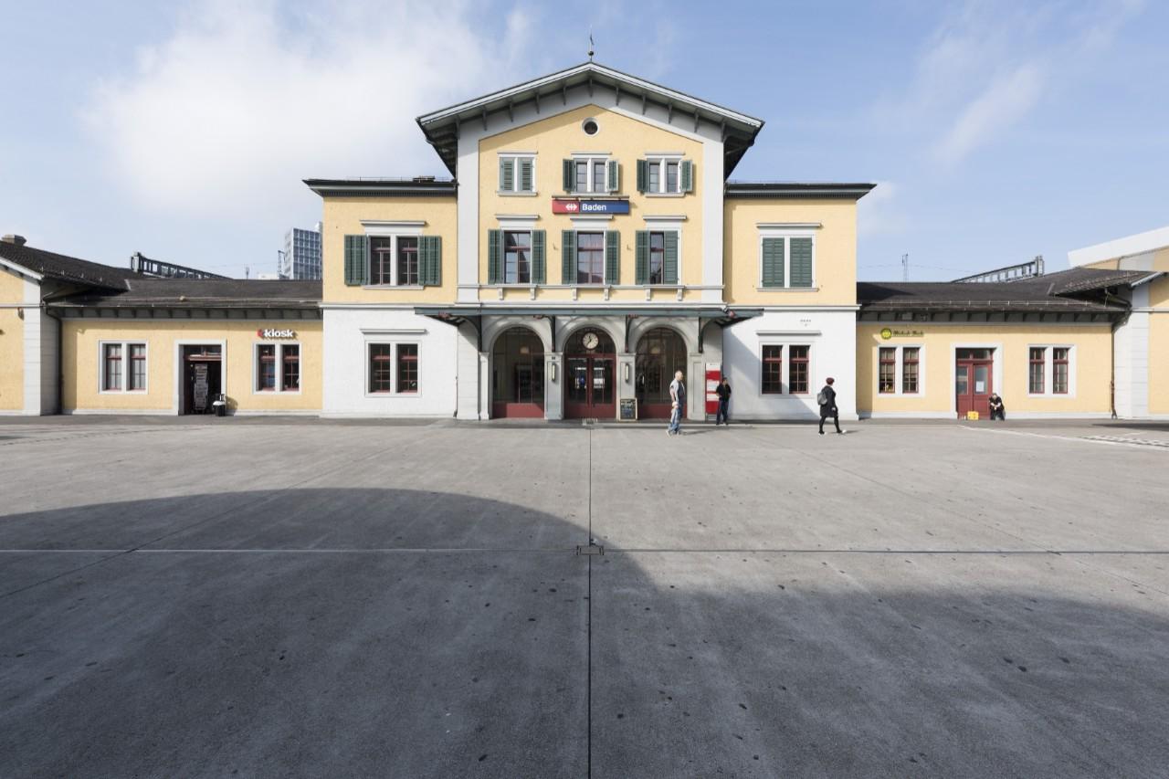 Bahnhof Baden Baden Г¶ffnungszeiten