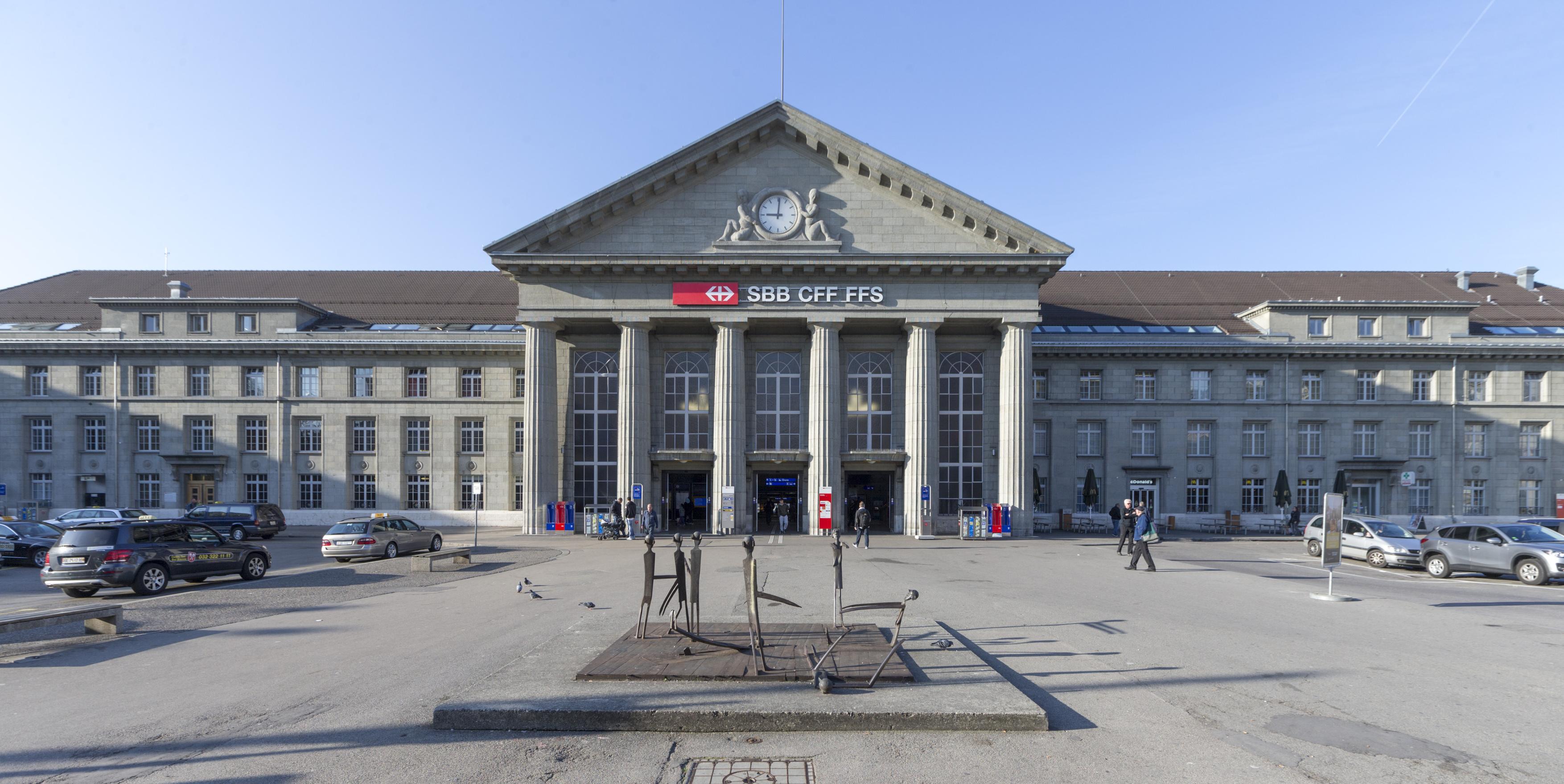 Biel bienne station u2013 shopping and more sbb