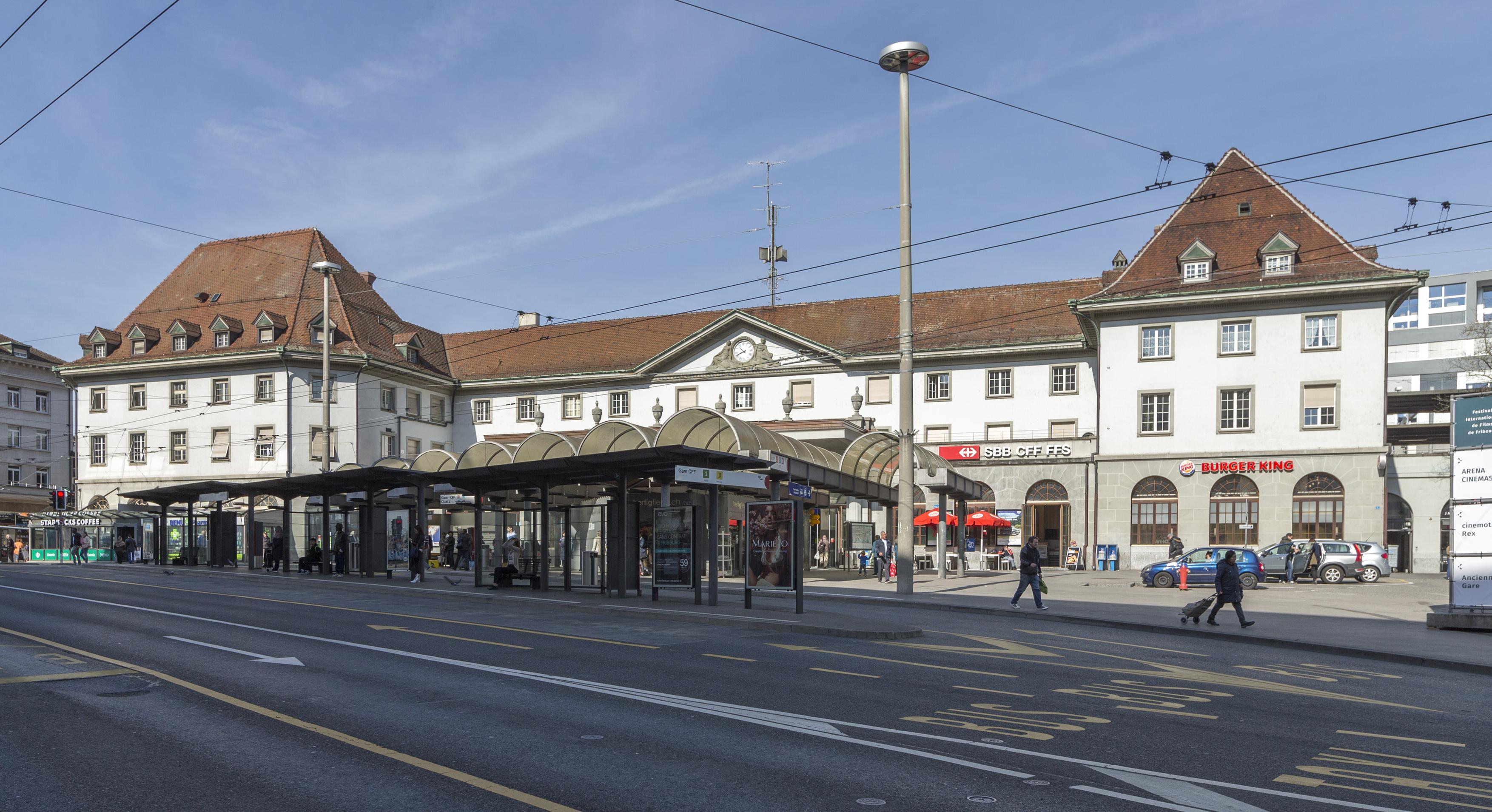 Fribourg Freiburg