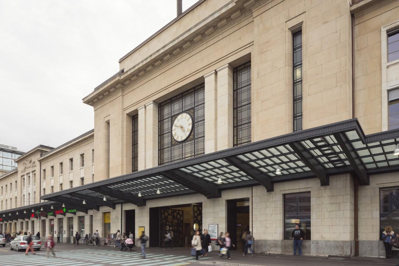 Geneva cornavin station u shopping opening hours sbb