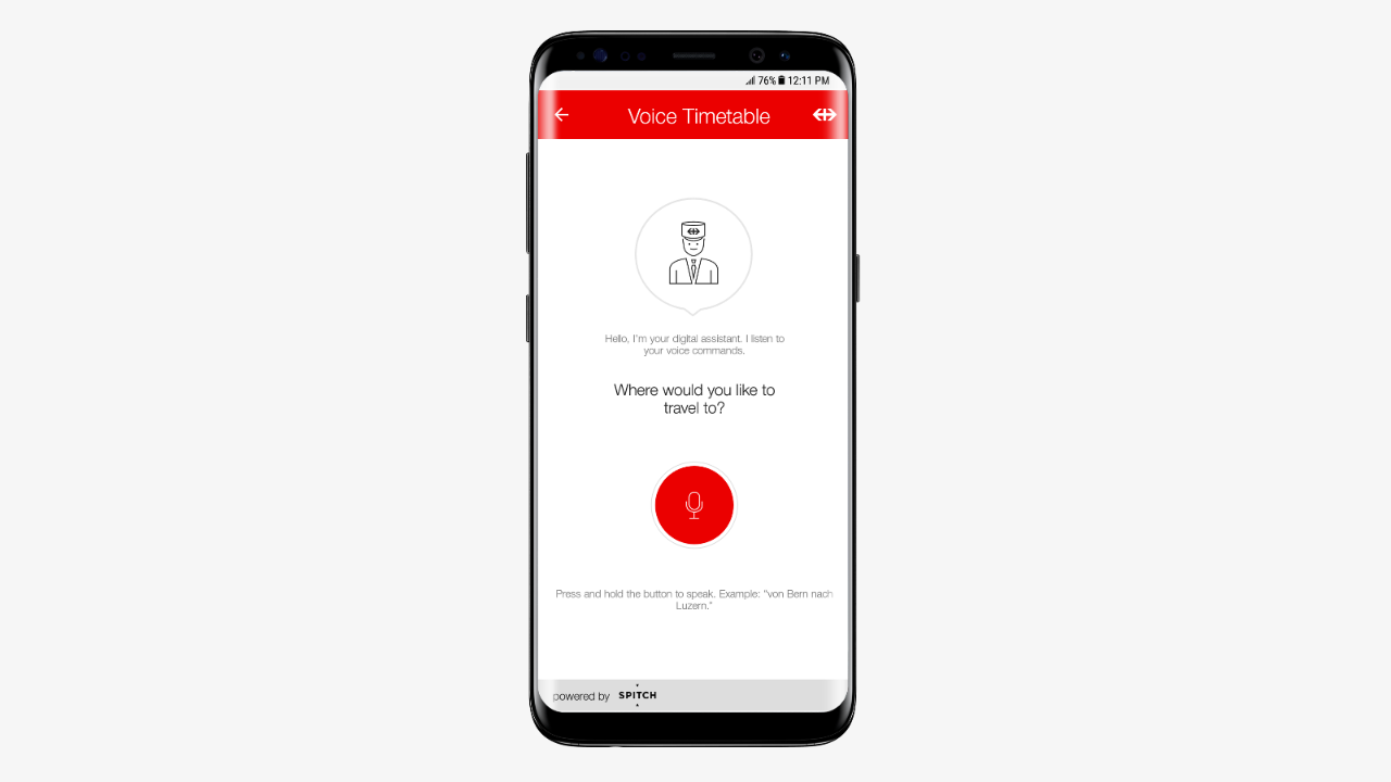 sbb mobile app