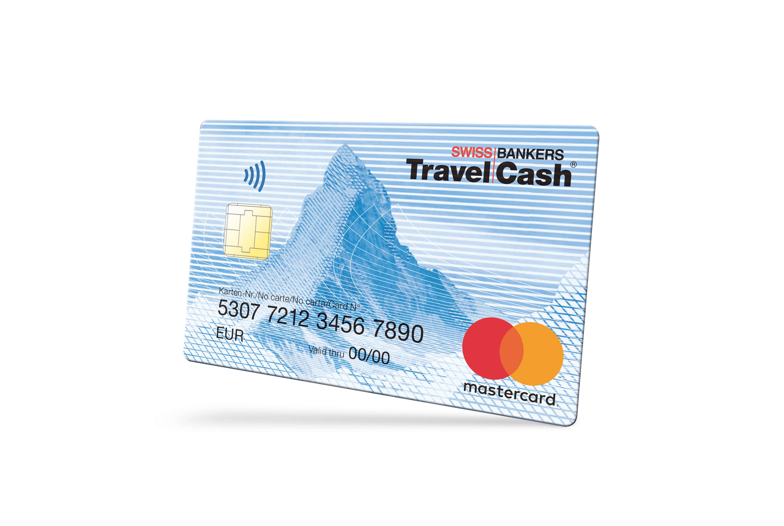 Take out cash abroad with the Travel Cash Card | SBB