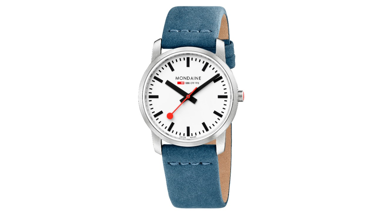 The Official Swiss Railways Watch Sbb