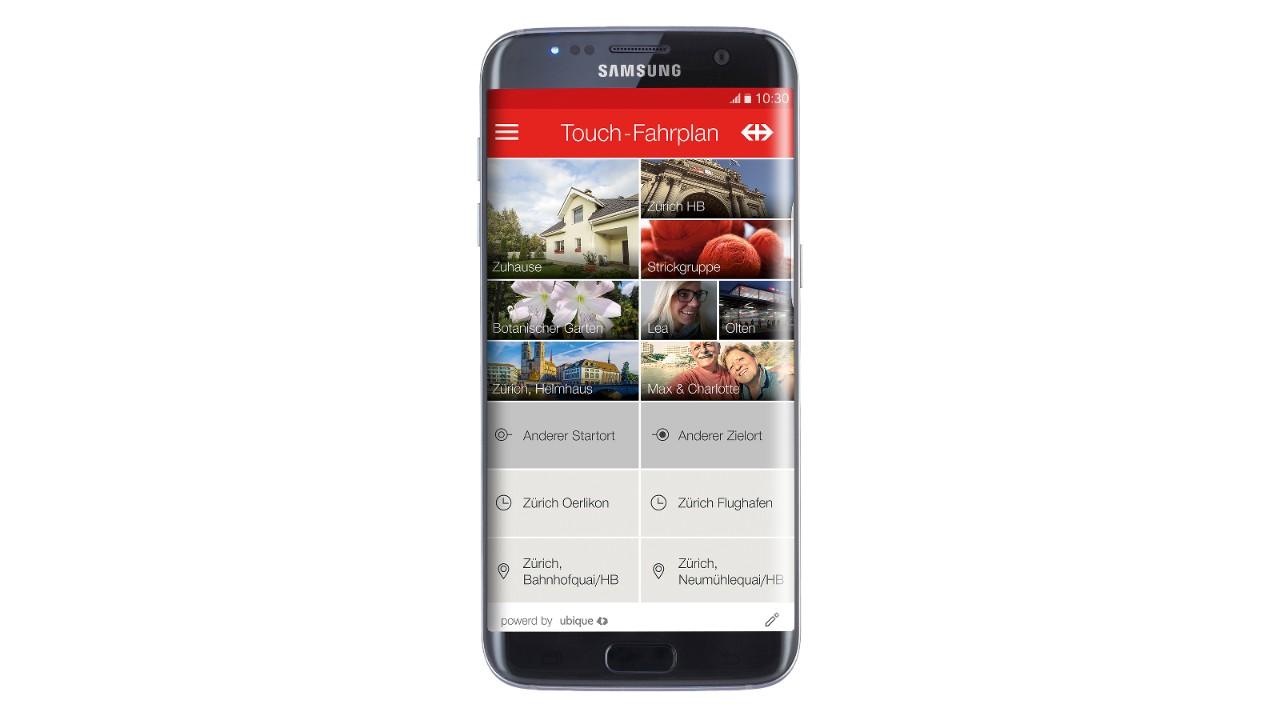 SBB Mobile Preview | SBB
