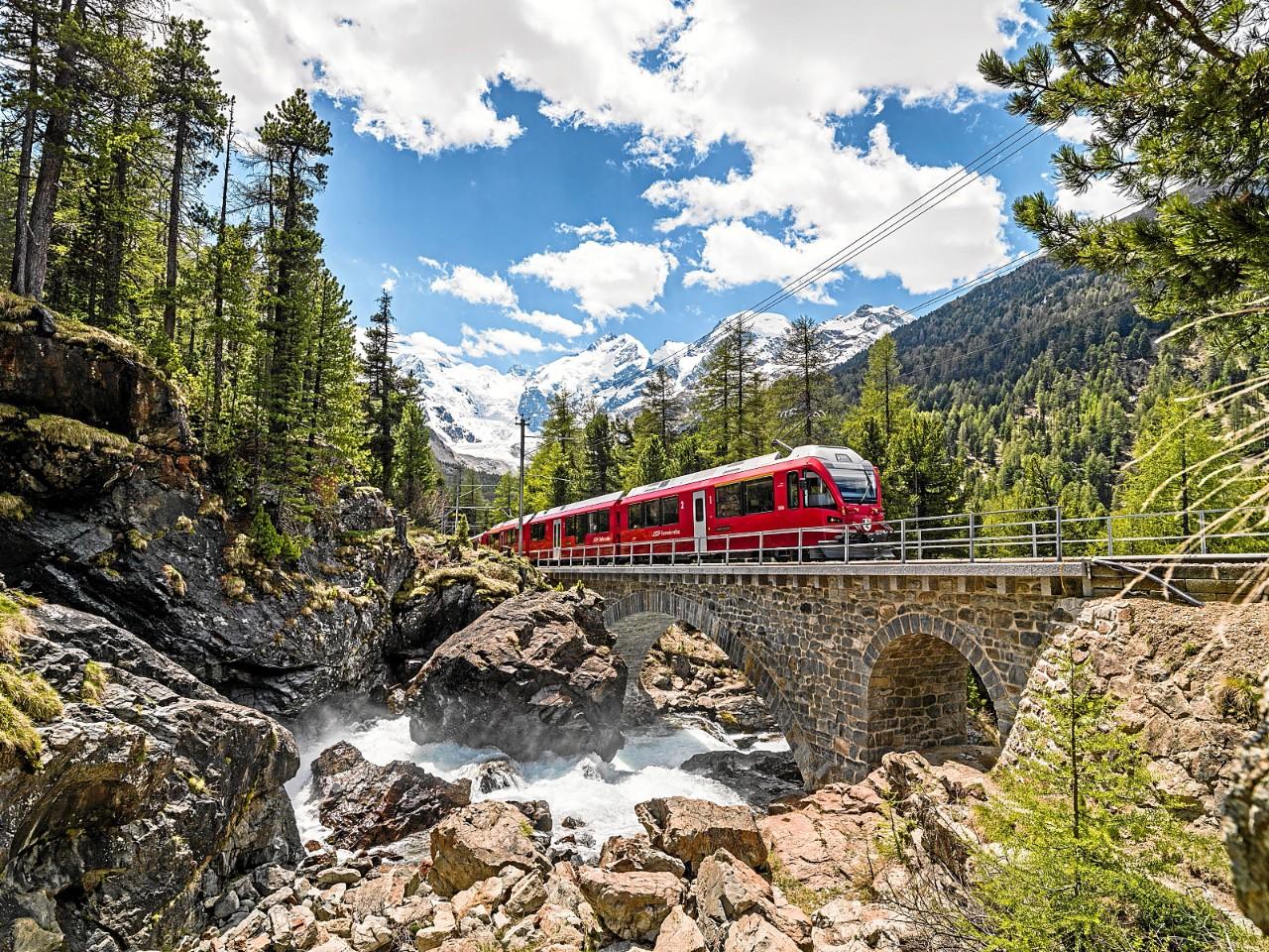 grand tours of switzerland by train
